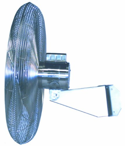 Wall Mount Air Circulator : Airmaster washdown air circulator wall mount model