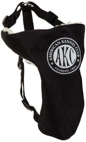 American Kennel Club 2-in-1 Seatbelt Harness, Medium