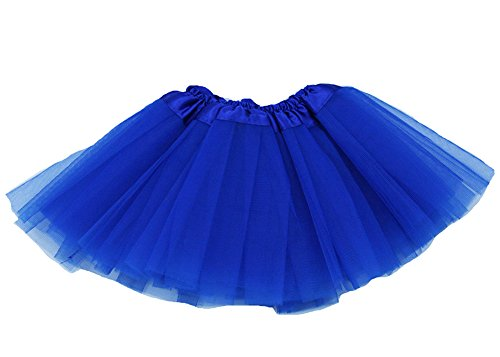 The Hair Bow Company Little Girl's Baby & Toddler Tutu Skirt 0-2 Yrs Royal Blue -