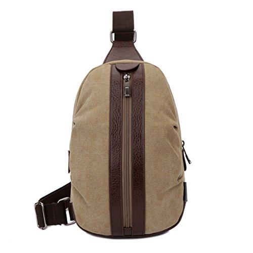 Sling Bag Backpack Mini Crossbody Bag for iPad Mini Vintage Style