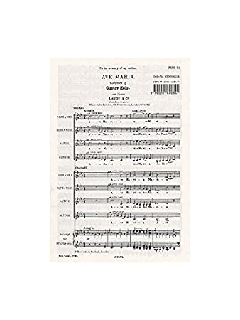 Amazon | Gustav Holst: Ave Mar...