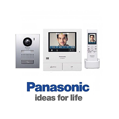 Panasonic Wireless Video Intercom Touch Screen 100-240v VL