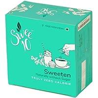 Swee10(Sweeten) Zero Calorie Table Top Sweetener, 1 g x 60 Sachets