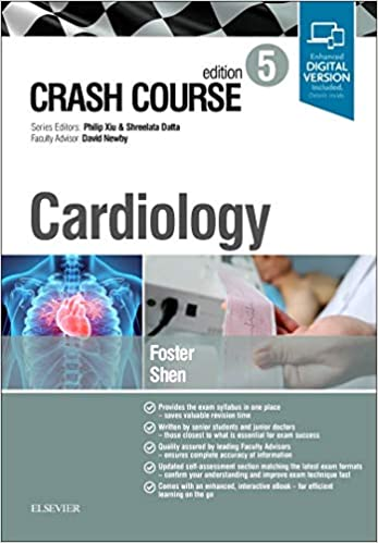 Crash Course Cardiology, 5th Edition - Original PDF