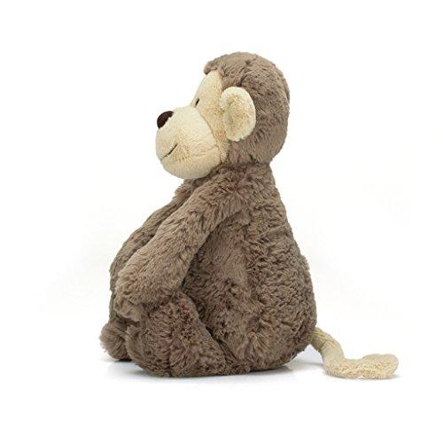 Jellycat Bashful Monkey, Medium, 12 inches