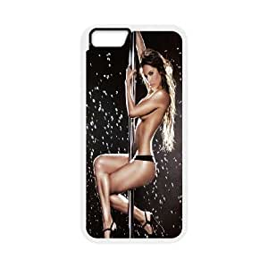 "JenneySt Phone CasePole Fitness Dancing Pattern For Apple Iphone 6,4.7"" screen Cases -CASE-6"