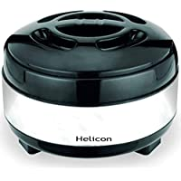 Helicon Strong Stainless Steel Hot Pot Insulated Casserole/Food Warmer_3 LTR_ Full Size