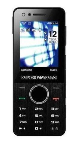 fd268fcf7fdc Image Unavailable. Image not available for. Color  Samsung Emporio Armani  M7500 Unlocked Phone ...
