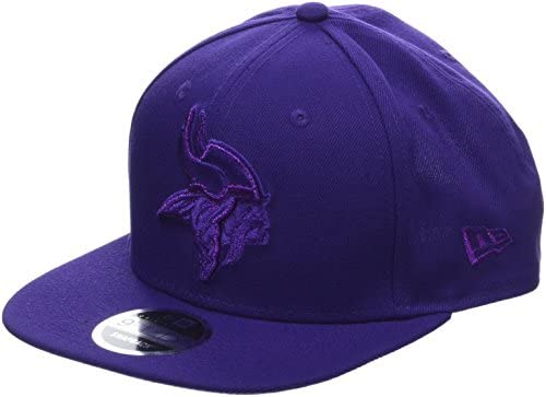 OSFA-55,8-60,6cm Purple New Era Mens Metallic Mark Minvik Otc Cap ONE Size