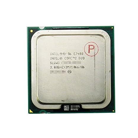 INTEL CORE 2 DUO E7400 AUDIO DRIVERS PC