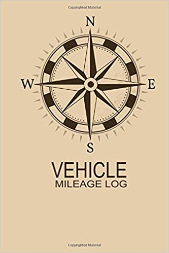 vehicle mileage log track your vehicle mileage automobile log book