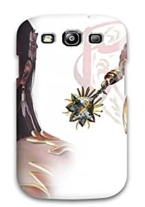 Hot 3414040K84781129 For Galaxy S3 Tpu Phone Case Cover(perfect World)