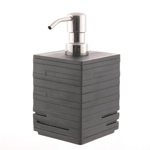 rotto Soap Dispenser, Black (Nameeks Soap Dispenser)