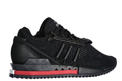 Adidas Y-3 Sneakers Harigane Technische Textilie Zwart Zwart