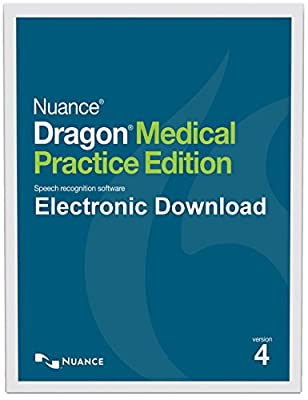 Nuance Dragon Medical Practice Edition 4 Electronic Download