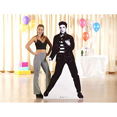 Elvis Presley Cardboard Cutout Life Size Standup Jailhouse Rock -