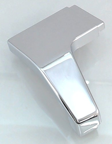 Oven Door Handle End Cap, Right Hand Side, for General Electric, WB7K186 (Oven Hand Right)