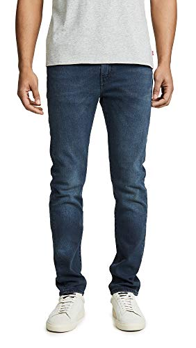 Levis Red Tab Men's Skinny Fit 510 Stretch Denim Jeans, Eyser, 34 (Levis Red Tab Jeans Men)