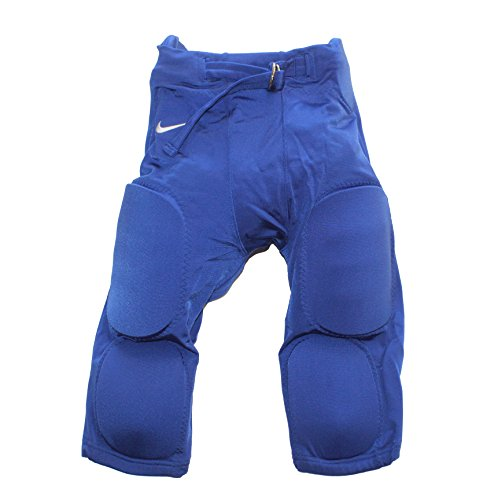 Nike Youth Football Pants (Nike Youth Attack Integrated Padded Football Pants Royal Small)