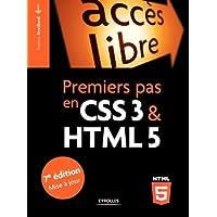 Premiers pas en CSS3 et HTML5