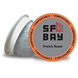 SF Bay Coffee OneCUP French Roast/Dark Roast 80 Ct