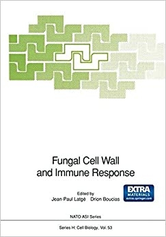 Fungal Cell Wall and Immune Response: Proceeding of the NATO Advanced Research Workshop on Fungal Cell Wall and Immune Response, Held in Eloudia, Gree (Nato ASI Subseries H:)