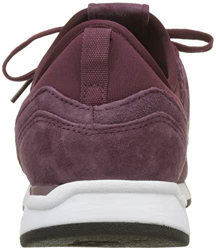White Rosso 247v2 New Balance Sneaker Lr Burgundy Uomo 8qBRH4