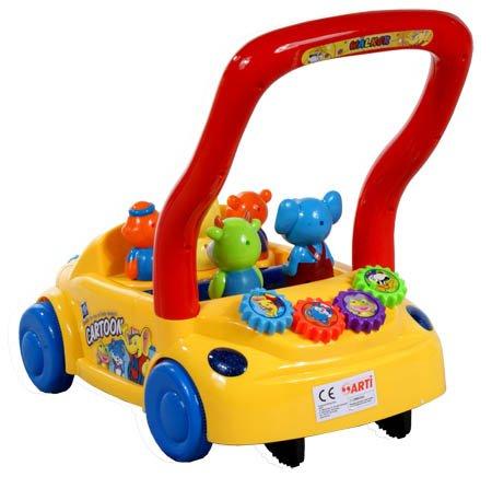 Baby Walker - Andador con actividades - Primeros Passos ARTI A2098 ...