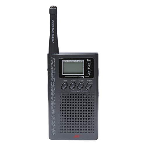 JEC RD-551D Portable Digital Radio