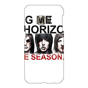 MarieFrancePitre Samsung Galaxy S6 High Quality Cell-phone Hard Covers Custom Realistic Bring Me The Horizon Band Bmth Skin [jdu9440wbuY]