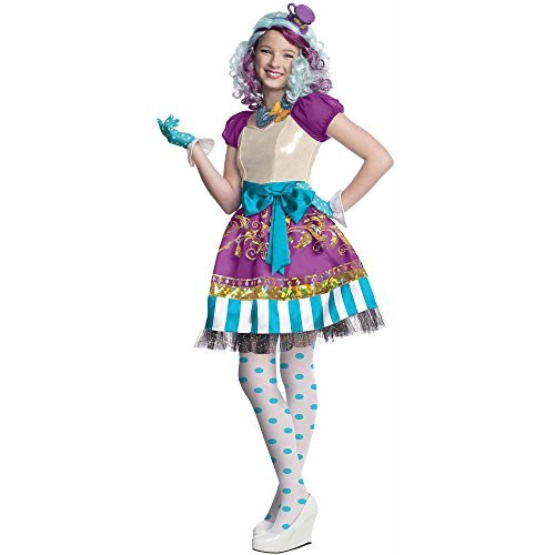Disguise Costumes Ever After High Madeline Hatter Girls Costume Size M