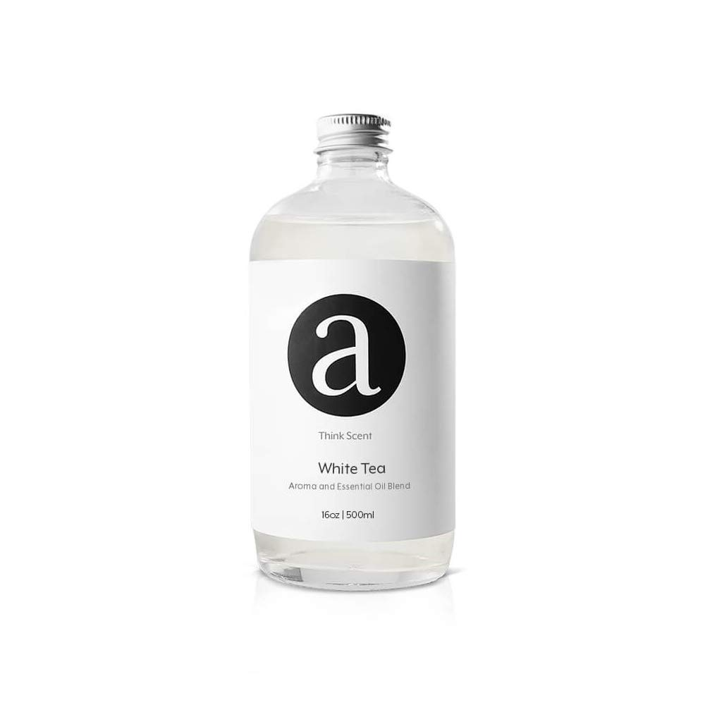 White Tea for Aroma Oil Scent Diffusers - 500 Milliliter by AromaTech