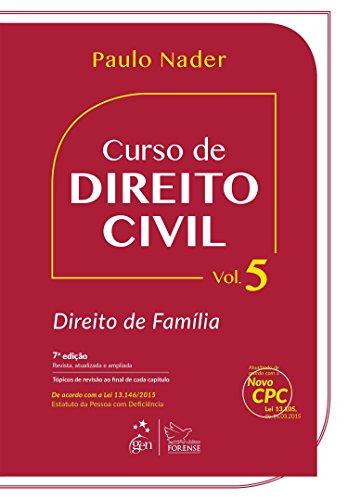 Curso de Direito Civil. Direito de Família - Volume 5