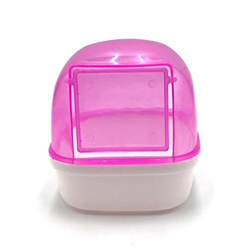 wildgirl-small-pet-plastic-bathroom-hamster-bath-sand-room-sauna-bathtub-pink