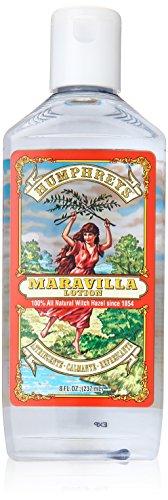 Humphreys Witch Hazel Maravilla Lotion, 8 Ounce