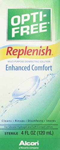 Price comparison product image Alcon Opti Replenish Solution, 4 oz