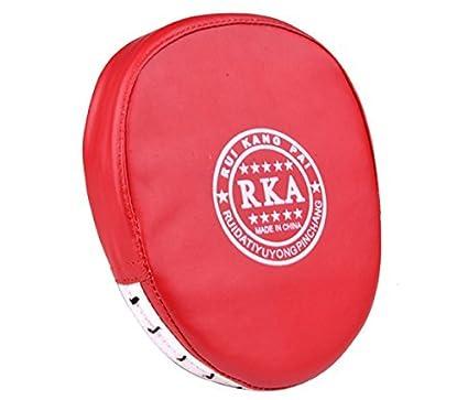 Boxing Mitt Training Kick Target Focus Punch Pad Glove MMA Karate Muay Kick Kits