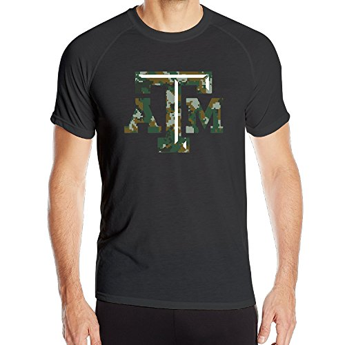 - Texas A&M Aggies Memorial Day Camo Pattern Men's Sport T-shirt