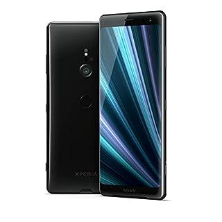 "Sony Xperia XZ3 Unlocked Smartphone, 64GB - 6.0"" OLED Screen - Black (US Warranty) [Phone ONLY Version]"