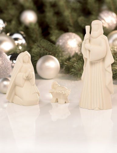Lenox Holy Night Nativity Holy Family Set by LENOX CHRISTMAS