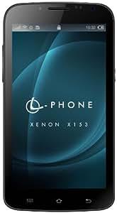 Leotec L-Phone Xenon X153 - Smartphone libre (pantalla táctil de 5,3, cámara 8 Mp, 4 GB, procesador de 1.2 GHz, 1 GB de RAM, dual SIM, S.O. Android 4.2) con funda de regalo, Negro