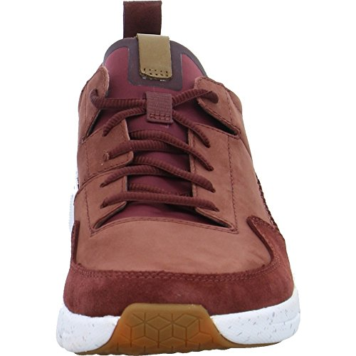 Active Marrone Scarpe Donna Tri Stringate Clarks Brown Run 4xO5W7Yqnw