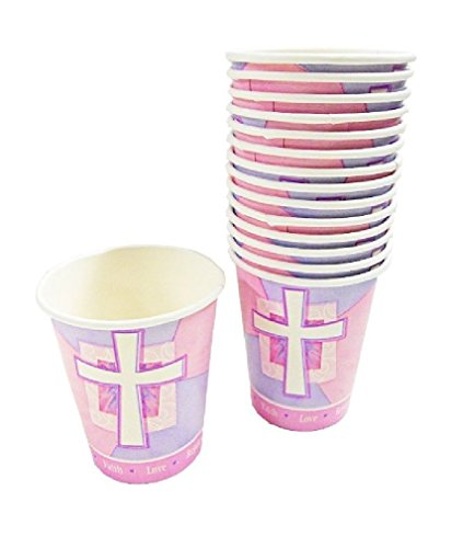 Rejoice Pink Hot/Cold Cups - Baptism, Communion, Confirmation - 18 -