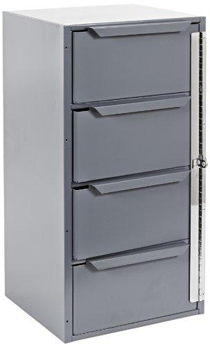 - Durham 610-95 Gray Welded Steel Cabinet, 12-5/8