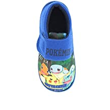 Pokemon Henlake Blue Slipper Parent