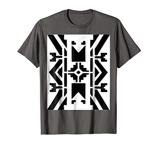 (Native American Pattern T Shirt)