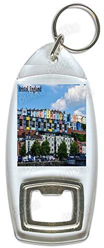 Bristol - Llavero con abrebotellas de recuerdo: Amazon.es: Hogar