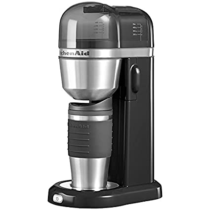 Kitchenaid 5kcm0402bob Personal Coffee Maker Black Amazoncouk
