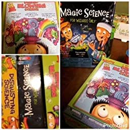 magic science for wizards only instructions
