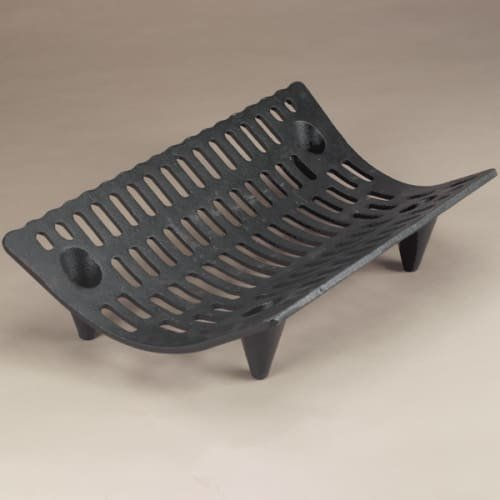 Woodfield 26432 23.75'' Wide Cast-Iron Safety Grate by Vestal Manufacturing, Cast-Iron by Woodfield